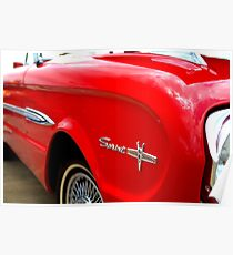 1963 Ford Falcon Sprint Poster