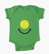 Tennis Smile One Piece - Short Sleeve