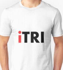 iTri Triathlon Slim Fit T-Shirt