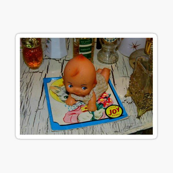 Kewpie Cutie Sticker