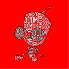 Invader Zim - Gir DOOM 2 by wumbobot