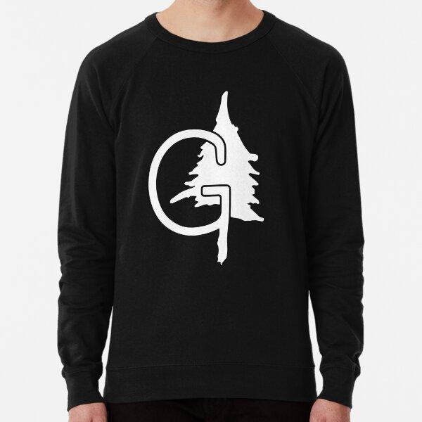 GGO Logo (White) Lightweight Sweatshirt