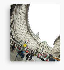Regent Street - London Canvas Print