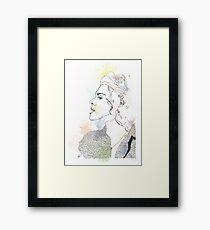 Harry Ink Framed Print