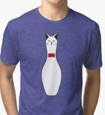 Alley Cat Tri-blend T-Shirt