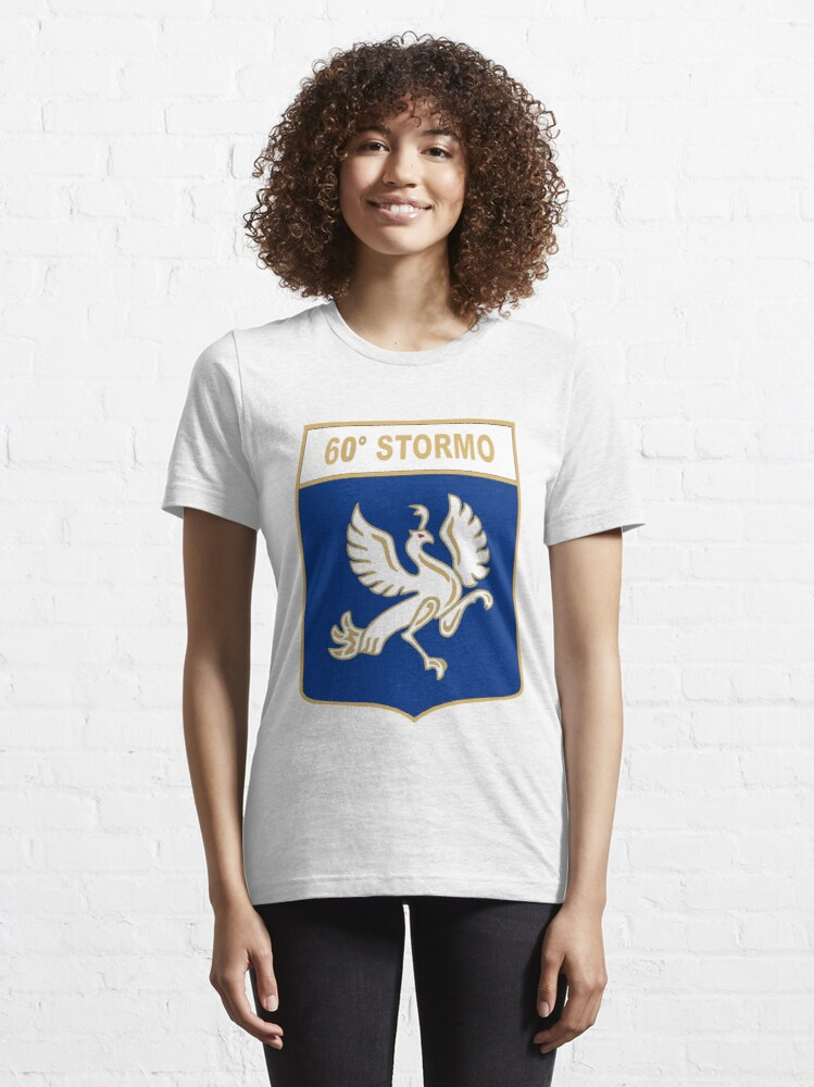 Alternate view of Model 127 - 60º Stormo Essential T-Shirt