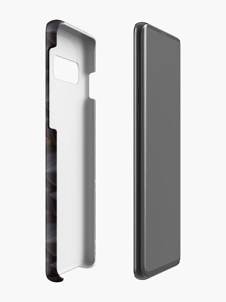 Alternate view of Blackstone - PureBDcraft Case & Skin for Samsung Galaxy