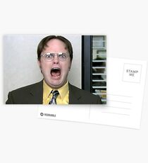 The Office  Postcards