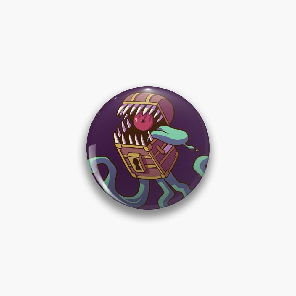 Mimic - DungeonDelvers Pin