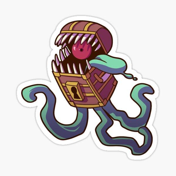 Mimic - DungeonDelvers Sticker