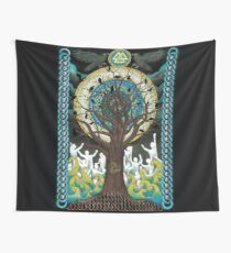 Ode to Odin Wall Tapestry