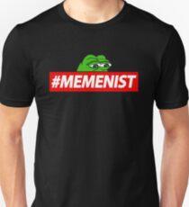 Memenist Meme Meninist Feminist Parody T-Shirt