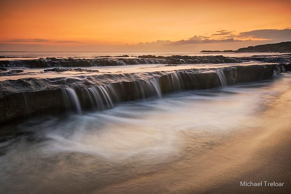 Waiting for the Glow- Kauai by Michael Treloar
