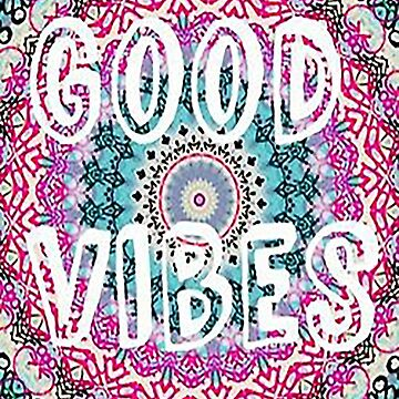 Good Vibes by strangdesigns