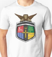 Voltron Coat of Arms Unisex T-Shirt