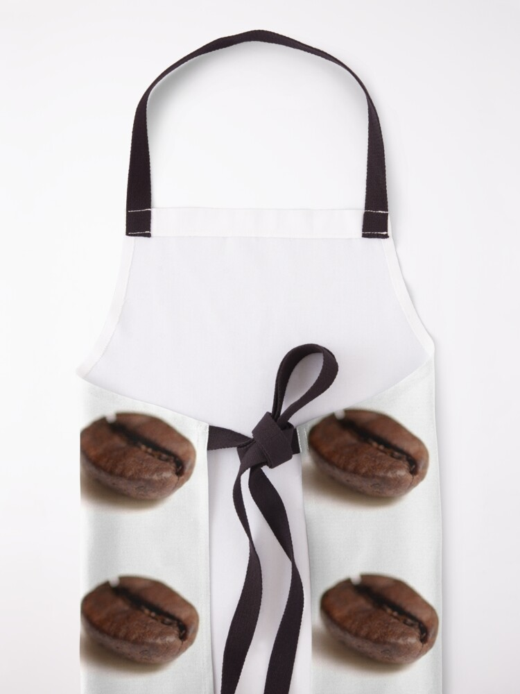 Alternate view of coffee bean Apron