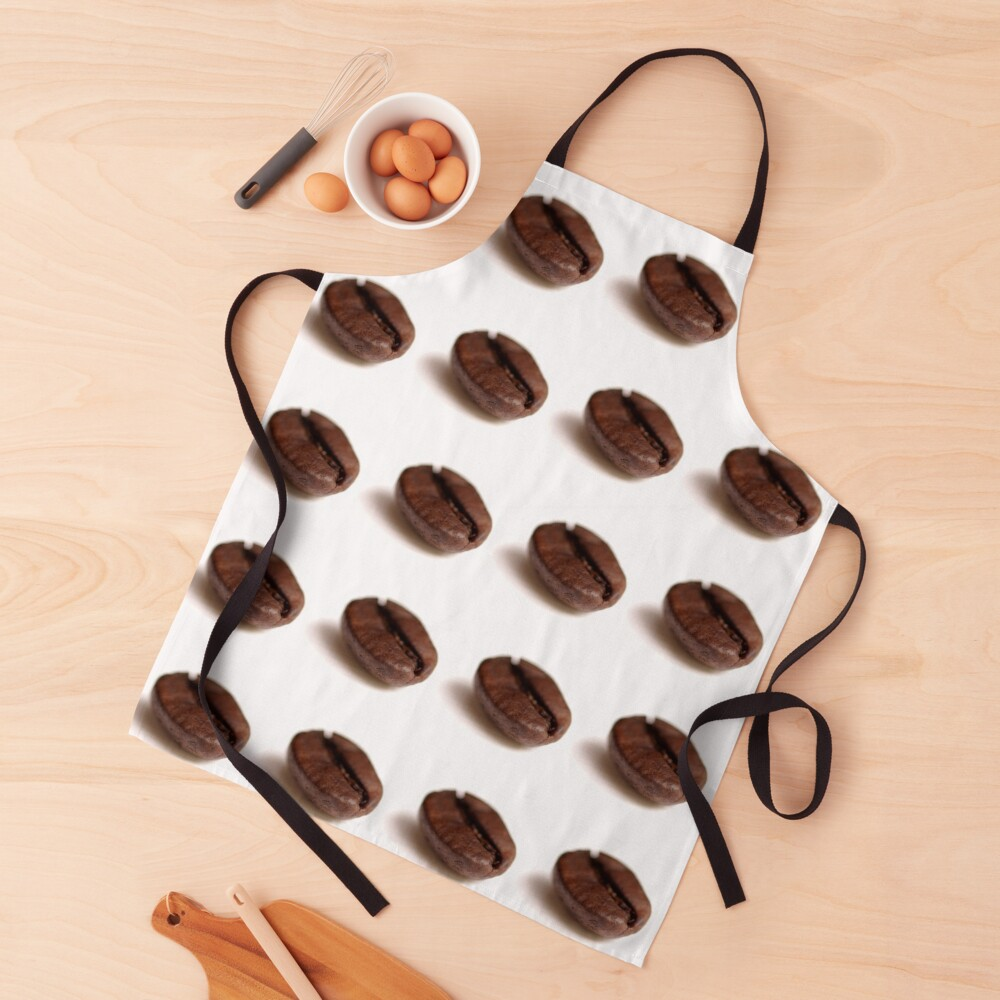 coffee bean Apron
