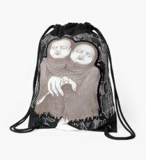 Twin  Victim Drawstring Bag