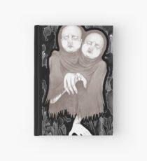 Twin  Victim Hardcover Journal