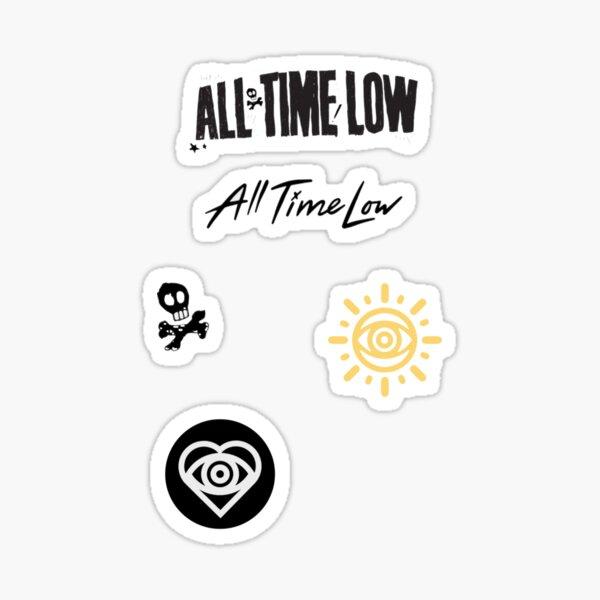 All Time Low Sticker set Sticker