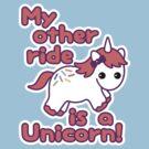 Unicorn Ride by sugarhai