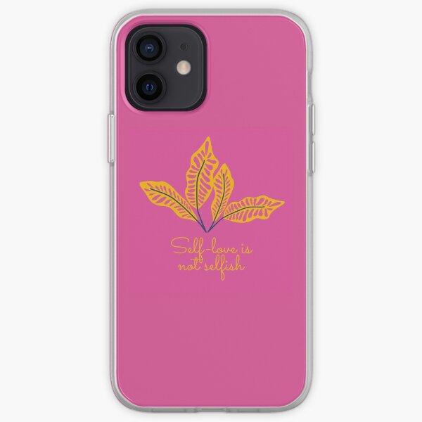self love  iPhone Soft Case