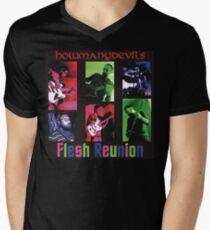 Flesh Reunion Men's V-Neck T-Shirt