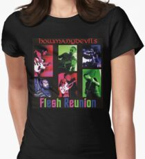 Flesh Reunion Women's Fitted T-Shirt