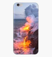 Kilauea Volcano Lava Flow Sea Entry 3- The Big Island Hawaii iPhone Case