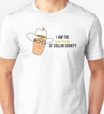 Mack Daddy of Collin County T-Shirt