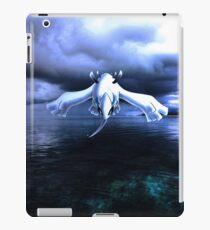 Lugia accros the sea iPad Case/Skin