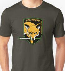 MGS -  Foxhound SFG Logo Unisex T-Shirt