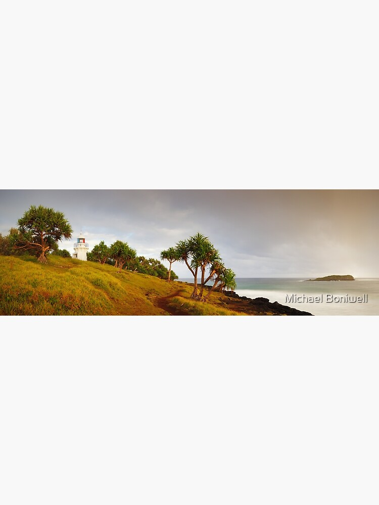 Fingal Head Lighthouse, New South Wales, Australia by Chockstone