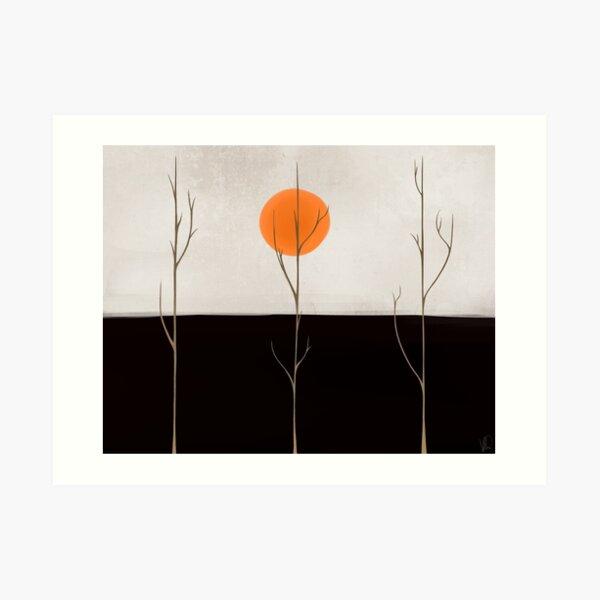 Winterra Art Print