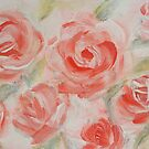 Petal Roses by Angie Redhead
