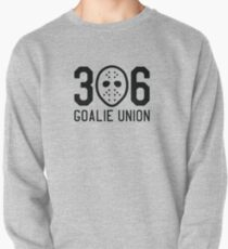 306 Goalie Union (Black) Pullover