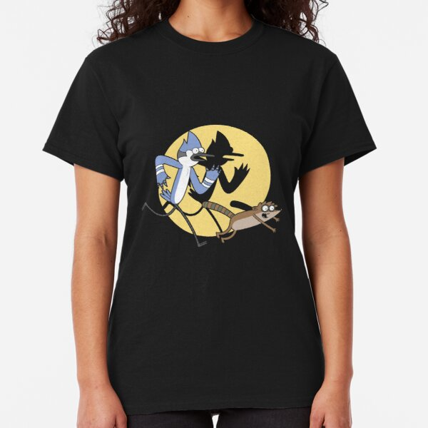 The Adventures of Mordecai Classic T-Shirt