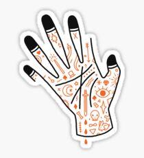 Sleight of Hand Sticker