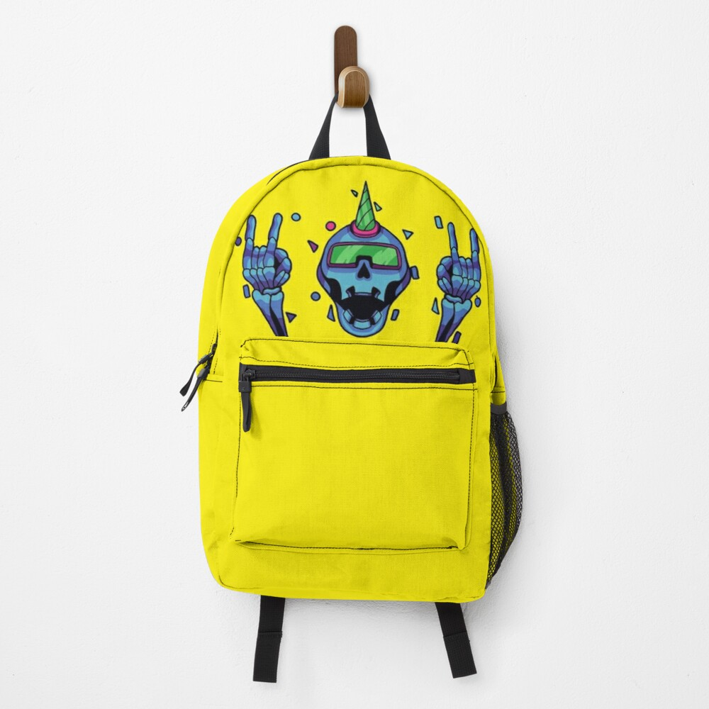 Holo Skull - CyberThugs Backpack