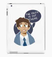 Fox Mulder iPad Case/Skin