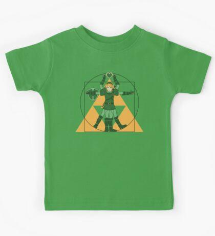 Hylian Man Kids Clothes