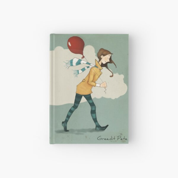Come back! Hardcover Journal
