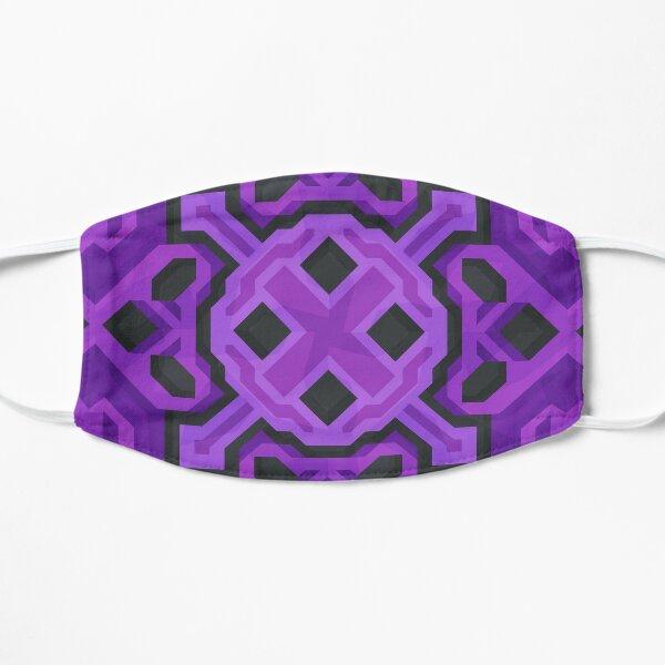 Purple Glazed Terracotta - PureBDcraft Mask
