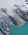 Glacier, Kodiak Island, Alaska, USA by Margaret  Hyde