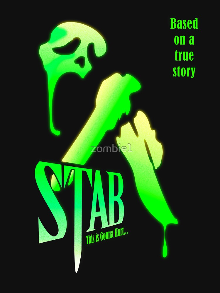 Stab (from the Scream movie) by zombie1