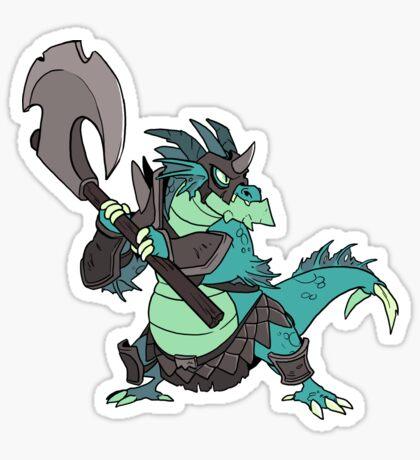 Beast Brigands - Dragon Sticker Sticker