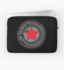 Winter Soldier Shield Laptop Sleeve