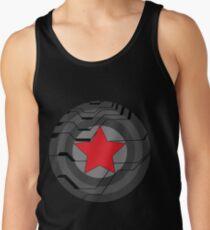 Winter Soldier Shield Tank Top