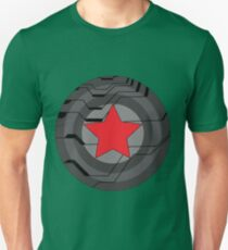 Winter Soldier Shield Unisex T-Shirt