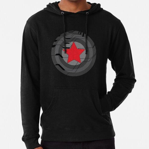 Winter Soldier Shield Lightweight Hoodie